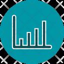 Graph Statistic Signals Icon