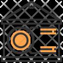 Graph Presentation Tool Icon