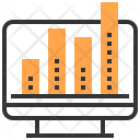 Graph Innovation Investment Icon
