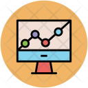 Graph Bullet Business Icon