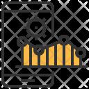 Graph Down Failure Icon