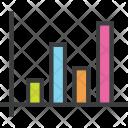Graph Statistics Sales Icon