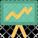 Graph Board Chart Icon