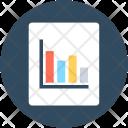Graph Report Line Icon