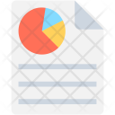 Graph Report Pie Icon