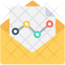 Graph Report Line Icon