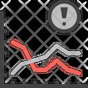 Graph Alert Icon