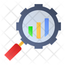 Graph Analysis Icon