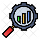 Research Survey Engine Icon