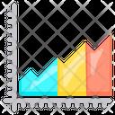 Analytic Static Chart Icon