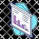 Graph Board Icon