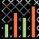Graph Chart Analytics Data Icon