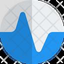 Graph Circle Icon