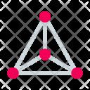 Graph clique Icon