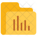 Folder Data Storage Icon