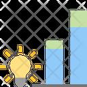 Graph Idea Icon