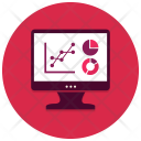 Graph Monitoring System Icon