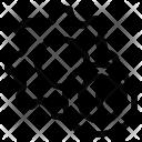 Graph optimization Icon