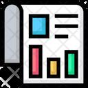 Graph Paper Icon