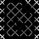 Graph Paper Category Diagram Icon