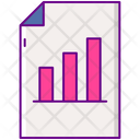 Graph Papers Icon