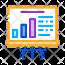 Optimization Study Diagram Icon