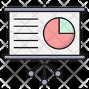 Presentation Graph Seo Icon