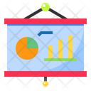 Technology Chart Report Icon