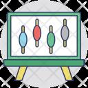 Graph Presentation Chart Icon