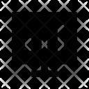 Seo Graph Analysis Icon