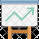 Chart Analysis Stats Icon