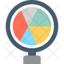Graph Report Pie Chart Pie Graph Icon