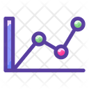 Graph Report Analysis Icon