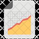 Sales Report Financial Icon