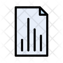Report Document Chart Icon