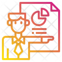 Bussiness Bussinessman File Icon