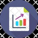 Graph Report Bar Icon