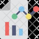 Report Statistics Graph Icon