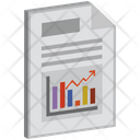 Graph Report Papers Icon