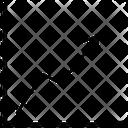 Graph Rising Icon