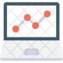 Graph Screen Icon