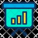 Graph Statistics Icon
