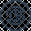 Graph Sync Icon