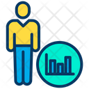 User Analytic Chart Icon