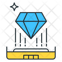 Hologram Technology Icon
