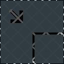 Graphic Designing Web Icon