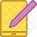 Graphic Tablet Smartphone Icon
