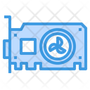 Graphic Card Card Computer Icon