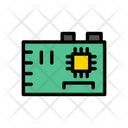 Graphiccard Gpu Chip Icon