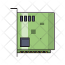 Graphiccard Hardware Electronic Icon